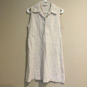 Match 100% Linen dress-women's size 4